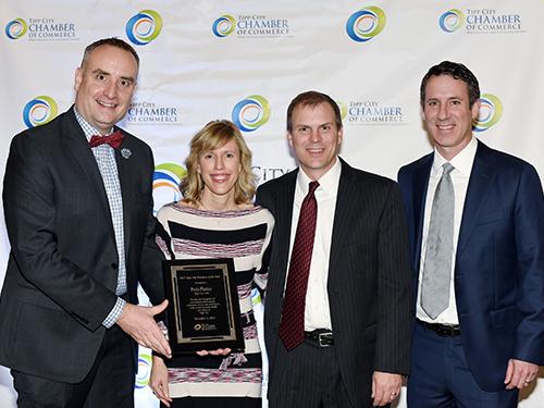 Proto Plastics Recognized as Tipp City Chamber Business of the Year | Proto Plastics
